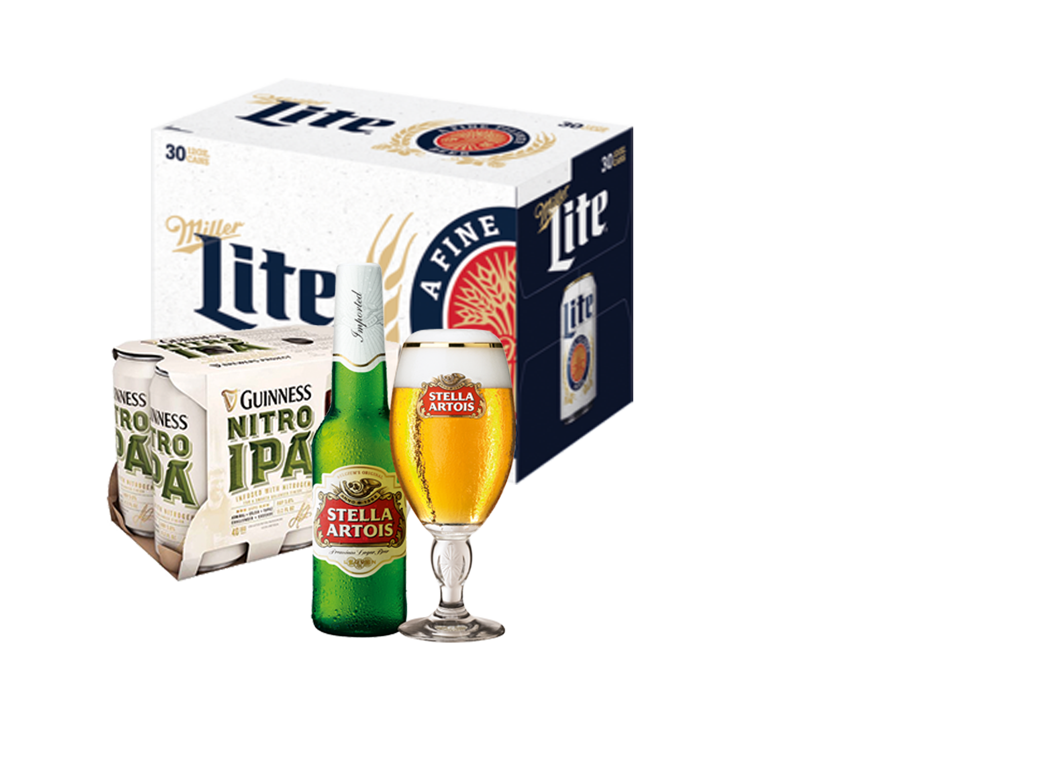 Beer Promos